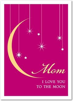 Heavenly Love - Mother's Day Greeting Cards - Design Collective - Azalea - Pink : Front