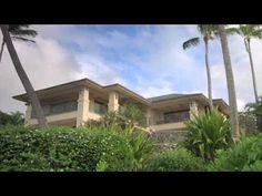 Hale Ali'i Video Documentary via .@ruhminc 9 Kapalua, Lahaina, HI, 96761 Listed for $26,000,000 via .@theboutiquere