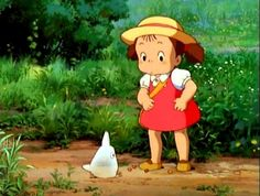 Mei (My Neighbor Totoro)