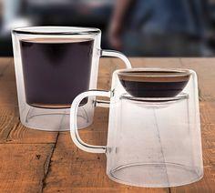 Double Shot Mug: One mug, two ways.