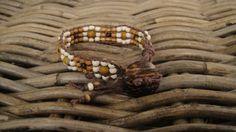 Energy bracelet harmony nurture wood jasper by UniqueDScandinavia, $22.50