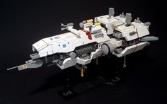 Heavy Missile Cruiser - 'Horizon' | Flickr - Photo Sharing!