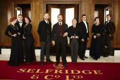 It's just been confirmed - Mr Selfridge series 2 starts Sunday 19th January at 9pm on ITV.