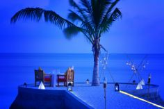 Jumeirah Vittaveli, Maldives - Romantic Dinner