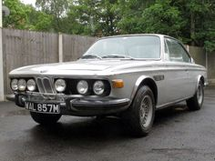 1973 BMW 3.0 CSL - sold for Sold For £19,600. Re-shelled and re-engined it's hard to tell if this actually IS a 3.0CSL
