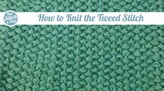 Knitting Tutorial: How to Knit the Three Needle Bind Off. Click link to learn this stitch:  http://su.pr/9cB57G #yarn # knitting
