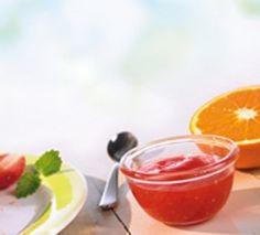Erdbeer-Orange