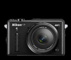 Nikon AW1 is ready to go in all conditions