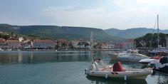 Insel Hvar, Jelsa Dalmatia Croatia, Jelsa, Top, Croatia, Island, Viajes, Crop Shirt, Elsa, Shirts