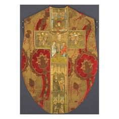 IDLE SPECULATIONS: Three Fifteenth Century Chasubles