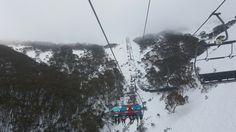 Another chair lift photo mt hotham