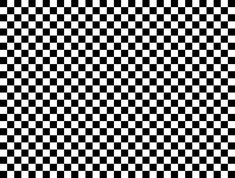 Black and White Check Wallpaper Border - Wall Sticker Outlet