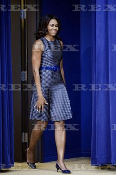 Michelle Obama Commemorates Let's Move! Cities, Towns and Counties, Washington DC, America - 16 Sep 2015 First Lady Michelle Obama 16 Sep 2015