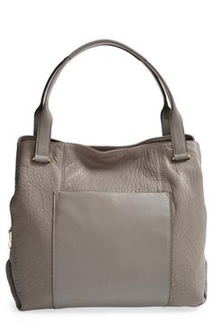 Vince Camuto 'Maron' Leather Tote available at #Nordstrom