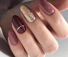 Winter Nail Art, Autumn Nails, Spring Nails, Summer Nails, Fall Manicure, Nail Ideas For Winter, Winter Nails 2019, Manicure Tips, Winter Makeup