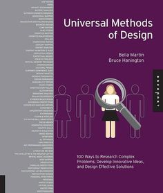 Universal Methods of Design 100 Ways to Research Complex Problems Develop Innovative Ideas and Design Effective Solutions *** Click image for more details.