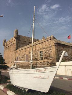 Porto de pesca de Essaouira, Marrocos © Viaje Comigo
