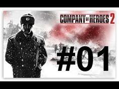 Company Of Heroes 2 / Türkçe Oynanış - Bölüm 1