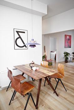 The White Room: Roon & Rahn's Aarhus Apartment