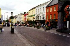 Kilkenny Ireland .... This is how I remember it!