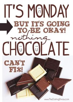 Image result for chocolate heals the soul quotes