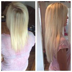 Ultra sonic cold fusion extensions hair extensions before and 18 inch ultra sonic cold fusion hair extensions using the finest indian remy hair solutioingenieria Gallery