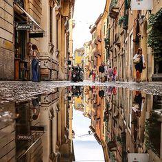 Reflection, Verona - Italy