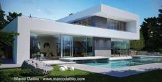 Maxon Cinema 4D Architecture Reel 2014