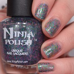 Ninja Polish Sixlets Floam ®  Nothing Stays in Vegas Collection  www.NinjaPolish.com