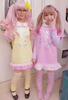 Fairy Kei | かわいい | Pinterest