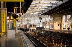 Train in Gifu. Japan