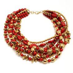 Amrita Singh | Chalchi Necklace - Fashion Jewelry Necklaces - Indian Necklaces