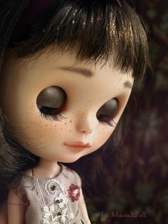 Brownie ♥ by AlmondDoll, via Flickr