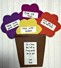 28 Simple Mothers Day Gift Ideas and Crafts - Teach Junkie