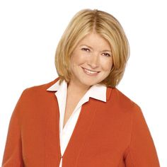 Martha Stewart is another lady who made a career change in her thirties. Originally a stockbroker, business women and model (yes, really!), Martha's life began to change in 1976 when, at 32 years of age, she started a catering company in her basement with her friend Norma Collier.