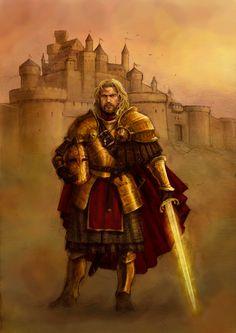 Lord Robert Van de Cole by Nordheimer