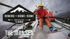 ROWING FROM HOME TO HOME | EP7 | THE JAVA SEA