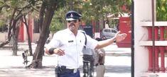 Actu : Vidéo  Inde : un policier régule la circulation en faisant le Moonwalk de Michael Jackson
