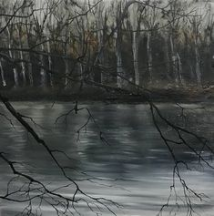 Listen to trees MARK SPRAY www.markspray.com Laws Of Life, Trees, Paintings, Water, Outdoor, Art, Gripe Water, Outdoors, Art Background