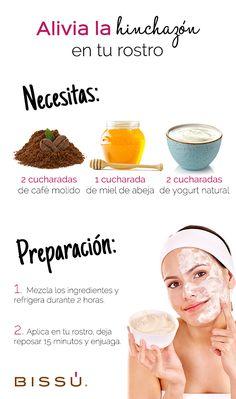 ¿Sientes el rostro hinchado? Este remedio te ayudará.