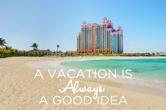 A vacation is always a good idea. RePin if you agree! #travel