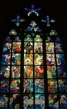 Stained Glass #windows