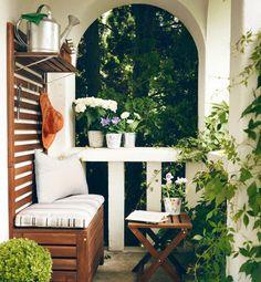 Inspirez-vous de nos 10 idées de décoration pour l'aménagement de votre balcon !
