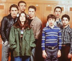 Freaks and Geeks was ending its first and only season because nothing in the world is right or fair. | 15 Years Ago, This Is What TV Looked Like