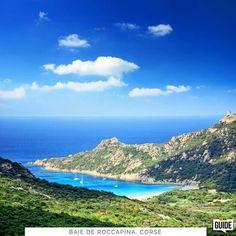 Baie de Rocapina - Corse