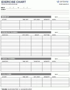 Workout schedule template someone please make me pinterest daily workout chart plan organize and fulfil maxwellsz