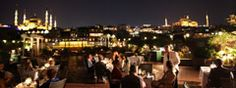 Amazing view and dinner at Armada Istanbul Sultanahmet Otel