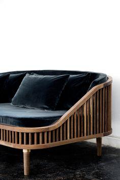 KBH Sofa Dedar by KBH Kobenhavns  Mobelsnedkeri Copenhagen, Denmark