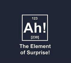 Lol, some nerd humor :) Chemistry Jokes, Science Jokes, Science Geek, Science Cartoons, Kitchen Chemistry, Physics Memes, Biology Humor, Chemistry Classroom, Teaching Chemistry