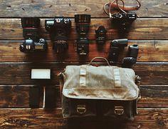 Inside my camera bag - Benj Haisch - Camera Gear -